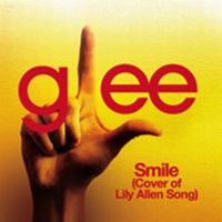 Cover Glee Cast - Smile [Lily Allen]